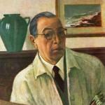 Giovanni Lomi - Autoritratto