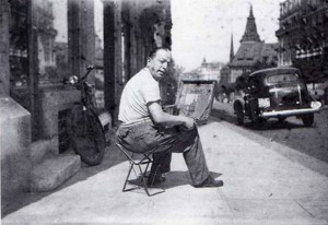 Giovanni Lomi nel 1937
